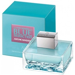 "Antonio Banderas ""Blue Seduction"" for women 100ml"