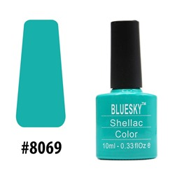Гель-лак Bluesky Shellac Color 10ml #8069