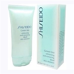"Пилинг для лица Shiseido ""Green tea"" 60ml, 2.00