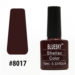 Гель-лак Bluesky Shellac Color 10ml #8017