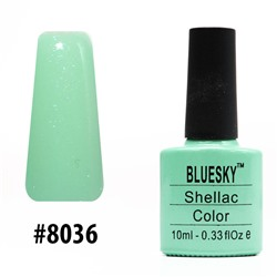 Гель-лак Bluesky Shellac Color 10ml #8036