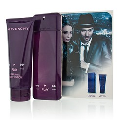 "Набор Givenchy ""Play Intense for Her"" (лосьон + парфюм)"