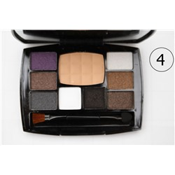 Тени с пудрой Chanel Travel Makeup Palette 33 гр.(матовые)