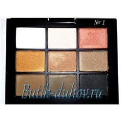 "Тени Anastasia Beverly Hills ""9 Color Eyeshow""17g"