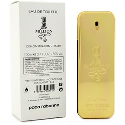 "Тестер Paco Rabanne ""One million"" 100ml"