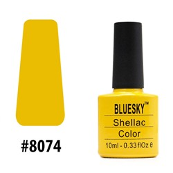 Гель-лак Bluesky Shellac Color 10ml #8074