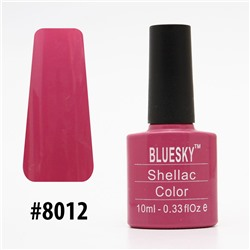Гель-лак Bluesky Shellac Color 10ml #8012