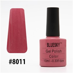 Гель-лак Bluesky Shellac Color 10ml #8011