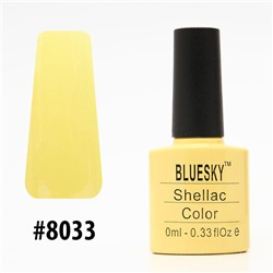 Гель-лак Bluesky Shellac Color 10ml #8033