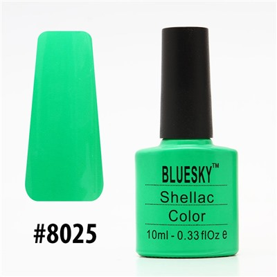 Гель-лак Bluesky Shellac Color 10ml #8025