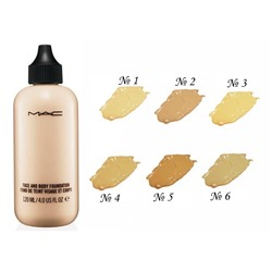 Тональный крем Face and Body Foundation 120ml