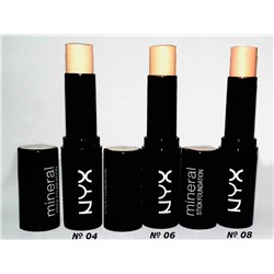 Тональный крем NYX mineral stick foundation 6g