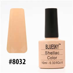 Гель-лак Bluesky Shellac Color 10ml #8032